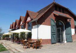 Cafe Orangerie Aukamm Gebäude Wiesbaden